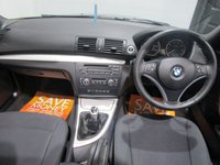 USED 2009 BMW 1 SERIES 2.0 118I SE 2d 141 BHP FULL SERVICE HISTORY
