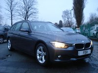 USED 2013 63 BMW 3 SERIES 2.0 316D SE TOURING 5d 114BHP NEW SHAPE+1OWNER+2KEYS+TOPMPG+