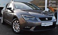 2015 SEAT LEON 1.6 TDI SE TECHNOLOGY 5d 110 BHP £9990.00