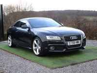 USED 2009 09 AUDI A5 2.0 TFSI S LINE SPECIAL EDITION 2d 178 BHP