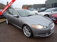 USED 2010 JAGUAR XF 3.0 V6 S PREMIUM LUXURY 4d AUTO 275 BHP With 1 previous keeper and an MOT dated July 2018 it has an extensive service history with a total of 10 service stamps with half being done by Jaguar. the Jaguar services are at 17076, 34209, 51766, 67245 & 85973miles with services done by an independant garage at 93592, 109927, 125442 126561 & 133990 miles. It comes with x2 keys