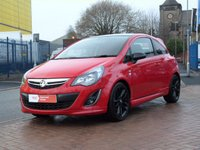 2014 VAUXHALL CORSA 1.2 LIMITED EDITION 3d  £SOLD