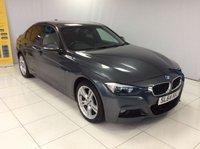 2014 BMW 3 SERIES 2.0 320I XDRIVE M SPORT 4d AUTO 181 BHP £14000.00