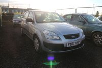USED 2007 07 KIA RIO 1.4 ICE 5d 96 BHP MULTI POINT USABILITY ASSURED