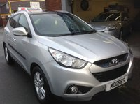 USED 2011 10 HYUNDAI IX35 1.7 PREMIUM CRDI PANORAMIC ROOF....Heated Seats