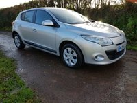 USED 2009 59 RENAULT MEGANE 1.6 EXPRESSION VVT 5d 100 BHP **GREAT DRIVE**GOOD CONDITION**CHEAP FAMILY CAR**