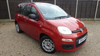 USED 2014 64 FIAT PANDA 1.2 EASY 5dr £30/year Tax, 1 Owner, FFSH
