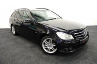 USED 2011 11 MERCEDES-BENZ C CLASS 2.1 C220 CDI BLUEEFFICIENCY SE 5d 168 BHP