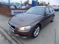 2014 BMW 3 SERIES 2.0 316D SE TOURING 5d 114 BHP £11295.00