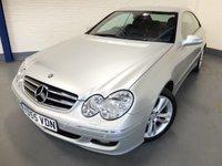 USED 2005 55 MERCEDES-BENZ CLK 2.1 CLK220 CDI AVANTGARDE 2d AUTO 148 BHP