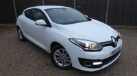 USED 2014 64 RENAULT MEGANE 1.5 DYNAMIQUE TOMTOM ENERGY DCI S/S 3dr Sat Nav, Cruise, £0 Tax!
