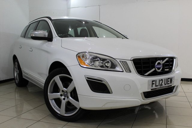 View our 2012 12 VOLVO XC60 2.4 D5 R-DESIGN AWD 5DR AUTOMATIC 212 BHP