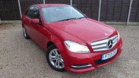 USED 2013 13 MERCEDES-BENZ C CLASS 2.1 C220 CDI BLUEEFFICIENCY EXECUTIVE SE 4dr 1 Owner, Great Spec, £20 Tax