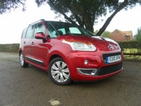 2010 CITROEN C3 PICASSO 1.6 PICASSO EXCLUSIVE HDI 5d 90 BHP £5495.00