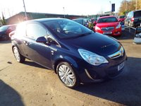 USED 2011 61 VAUXHALL CORSA 1.2 EXCITE AC 3d 83 BHP ONE OWNER FROM NEW / FULL SERVICE HISTORY