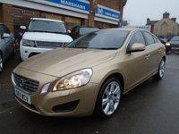USED 2011 11 VOLVO S60 2.4 D5 SE 4d AUTO 202 BHP