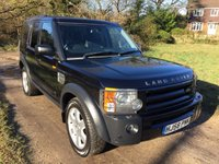 USED 2008 58 LAND ROVER DISCOVERY 2.7 3 TDV6 HSE 5d AUTO 188 BHP HSE, F/S/H, Sat Nav