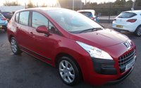 USED 2010 PEUGEOT 3008 1.6 ACTIVE HDI 5d 110 BHP