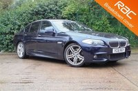 USED 2011 61 BMW 5 SERIES 3.0 530D M SPORT 4d AUTO 242 BHP THE CAR FINANCE SPECIALIST