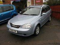 2009 CHEVROLET LACETTI 1.8 SX 5d AUTO 120 BHP £SOLD