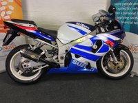 2001 SUZUKI GSXR 750 749cc GSXR 750 Y  £SOLD