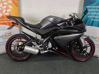 2013 YAMAHA YZF 124cc YZF R125  £SOLD