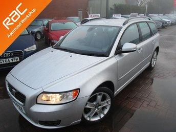 2009 VOLVO V50 1.6 D DRIVE SE 5d 109 BHP £4490.00