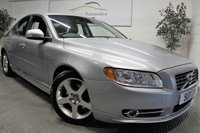USED 2010 10 VOLVO S80 1.6 D DRIVE SE 4d 109 BHP