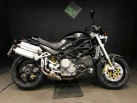 USED 2005 05 DUCATI MONSTER S4R 996. 05. 2 OWNERS FROM NEW. 8800 MILES. VGC. BELTS JUST DONE