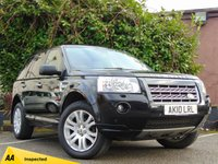 USED 2010 10 LAND ROVER FREELANDER 2.2 TD4 HSE 5d AUTO  * 128 POINT AA INSPECTED *