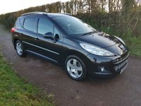 USED 2011 61 PEUGEOT 207 1.6 HDI SW ALLURE 5d 92 BHP **£20 ROAD FUND**1 OWNER**SUPERB CONDITION**