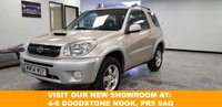 USED 2004 54 TOYOTA RAV4 2.0 XT3 D-4D 3d 114 BHP DIESEL FANTASTIC SMALL 4X4 SUITABLE FOR ANY DRIVER