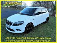 2012 SKODA FABIA 1.4 VRS DSG 5d AUTO 180 BHP £7250.00