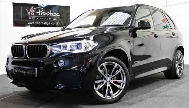 2015 64 BMW X5 3.0 XDRIVE30D M SPORT 5d AUTO 255 BHP