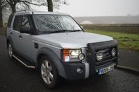USED 2006 06 LAND ROVER DISCOVERY  TDV6 2.7 HSE 5d 188 BHP 7 SEATS, REAR PRIVACY, SIDE STEPS, SATELLITE NAVIGATION
