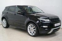 2013 LAND ROVER RANGE ROVER EVOQUE 2.2 SD4 DYNAMIC 5d AUTO 190 BHP £23450.00