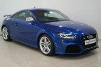 2010 AUDI TT 2.5 RS TFSI QUATTRO 3d 340 BHP £17650.00