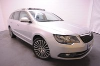 2014 SKODA SUPERB 2.0 LAURIN AND KLEMENT TDI CR 5d 168 BHP £9995.00