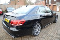 USED 2014 64 MERCEDES-BENZ E 63 AMG 5.5 E63 AMG 4d AUTO 550 BHP FULL SERVICE HISTORY