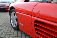 USED 1990 H FERRARI 348 3.4 348TS 2d 320 BHP FULL AND COMPREHENSIVE SERVICE HISTORY