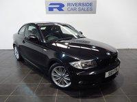 USED 2010 10 BMW 1 SERIES 2.0 120D M SPORT 2d 175 BHP