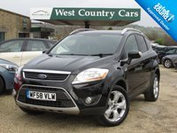 USED 2008 58 FORD KUGA 2.0 ZETEC TDCI AWD 5d 134 BHP Only 2 Owners From New