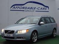 2009 VOLVO V70 2.0 D SE LUX 5d 135 BHP £7450.00