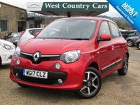 USED 2017 17 RENAULT TWINGO 0.9 DYNAMIQUE ENERGY TCE S/S 5d 90 BHP Massive Saving Compared To New