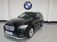 USED 2014 14 BMW X1 2.0 XDRIVE18D XLINE 5d 141 BHP 1 Previous Owner/Bmw Service History/ Leather Interior