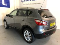 "USED 2012 NISSAN QASHQAI 1.5 N-TEC PLUS DCI 5d 110 BHP Big spec -our best seller with Panoramic roof,Sat Nav,18""alloys,6 speed-£30 Year road tax,big MPG-LOW mileage ONLY 58,731 miles with Full Service History"