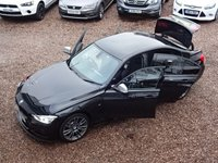 USED 2014 64 BMW 3 SERIES 3.0 335D XDRIVE M SPORT 4d AUTO 309 BHP PERFORMANCE PACK, PROFESSIONAL SAT NAV, XENONS, BLUETOOTH, ALLOYS