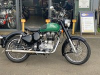 USED 2017 17 ROYAL ENFIELD BULLET CLASSIC EFI E4 REDDITCH EDITION