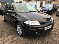 USED 2008 08 RENAULT MEGANE 1.5 DYNAMIQUE DCI 5d 86 BHP ** NOW SOLD ** NOW SOLD **