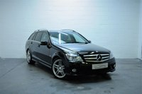 2011 MERCEDES-BENZ C CLASS 3.0 C350 CDI BLUEEFFICIENCY SPORT 5d AUTO 231 BHP £8695.00